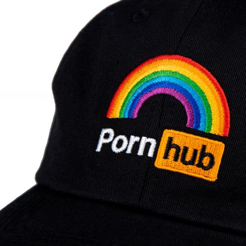 Pornhub PRIDE Dad Cap